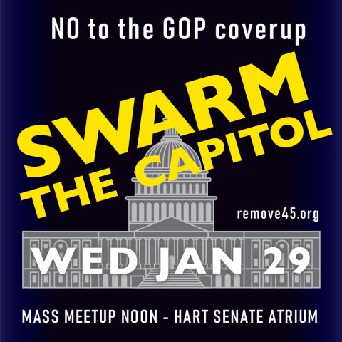 Swarm the Capitol