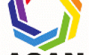 [IMAGE DESCRIPTION: A rainbow colored graphic logo for the Autistic Self Advocacy Network]