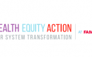 "[IMAGE DESCRIPTION: Logo reading ""Health equity action for system transformation, a project of Families USA.""]"