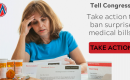 Tell Congress: Take action to ban surprise medical bills!