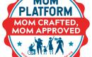 mom platform badge