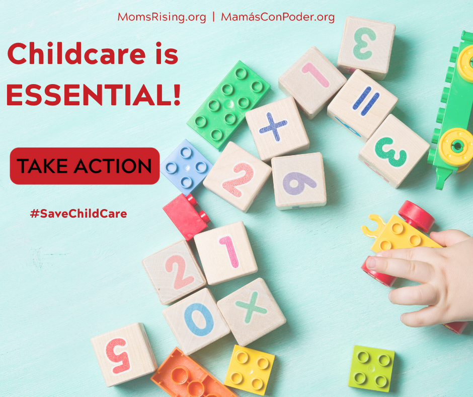 Support the Child Care is ESSENTIAL Act