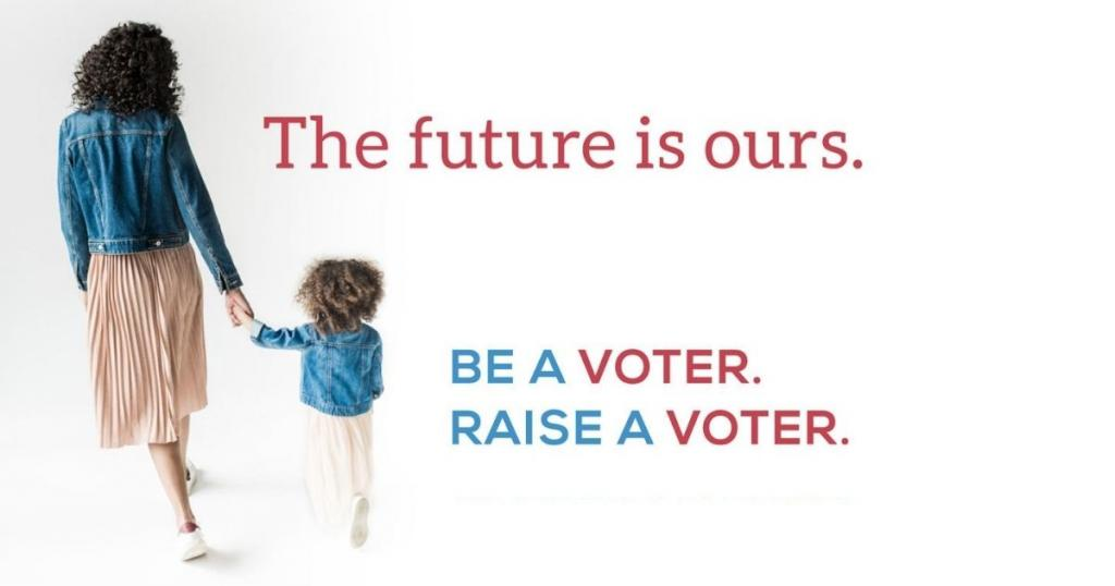 Be a voter raise a voter