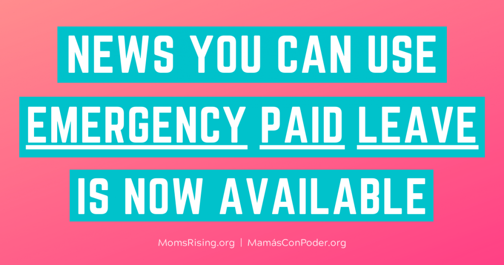 New COVID-19 Emergency Paid Leave is Now Available
