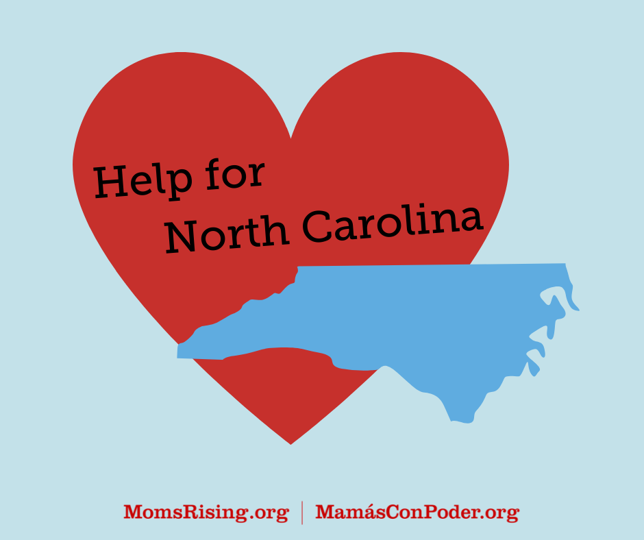 Help for North Carolina