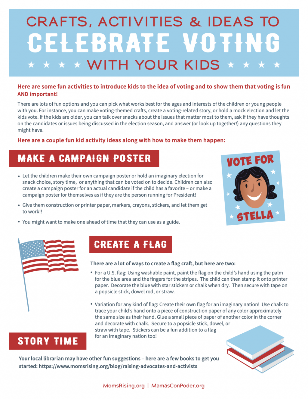 [IMAGE DESCRIPTION: A coloring page with a voting superhero]