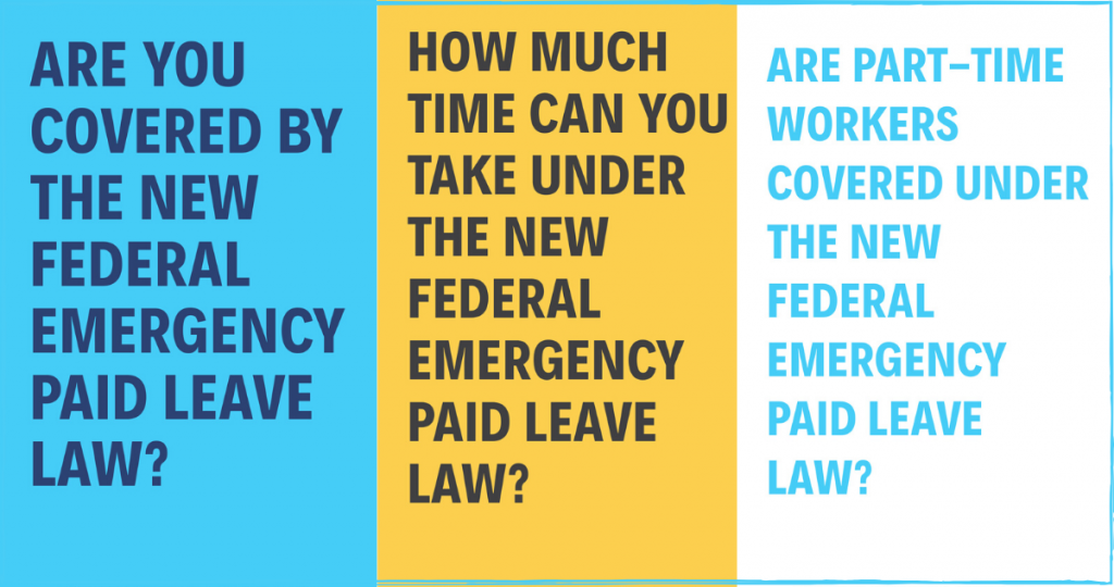 Who can take paid leave?