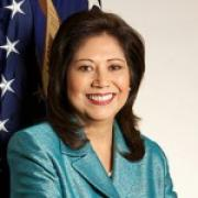Congresswoman Hilda Solis's picture