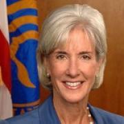 HHS Secretary Kathleen Sebelius's picture