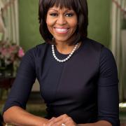 Michelle Obama's picture