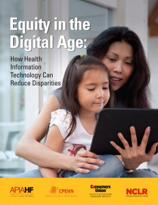 Equity in the Digital Age Cover