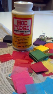 If you haven't heard of Mod Podge yet... it's time you did!