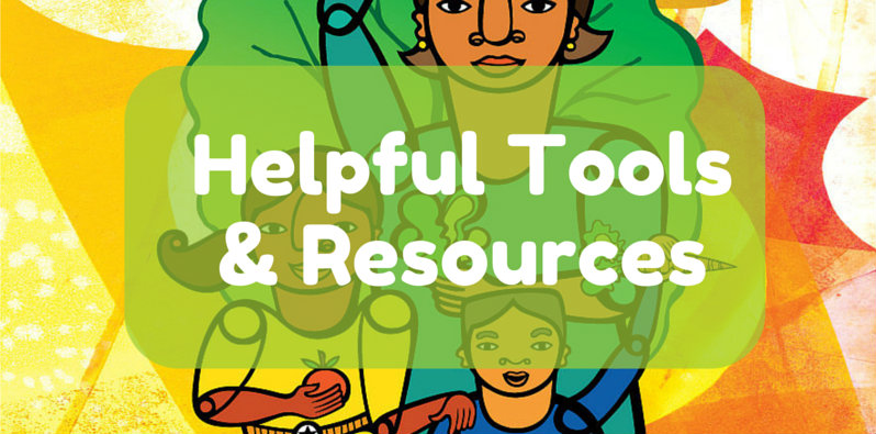 Helpful Tools & Resources